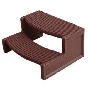 Confer CNF-75-7085 - Handi-Step Mahogany Spa Step HS2-M