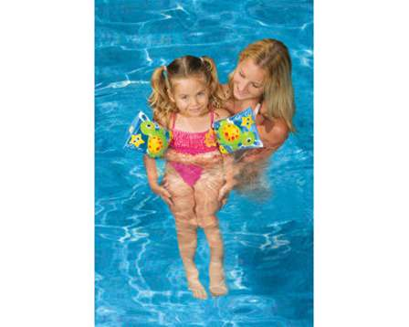 Intex ITX-90-4587 - Happy Turtle Inflatable Arm Band Floats