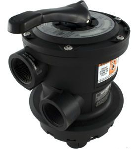 Hayward Pro Series Sand Multiport 1.5 Inch Top Mount Valve SP0714T