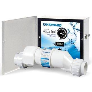 Hayward AquaTrol Above Ground Pool Salt Chlorine Generator 18K Gal AQ-TROL-RJ