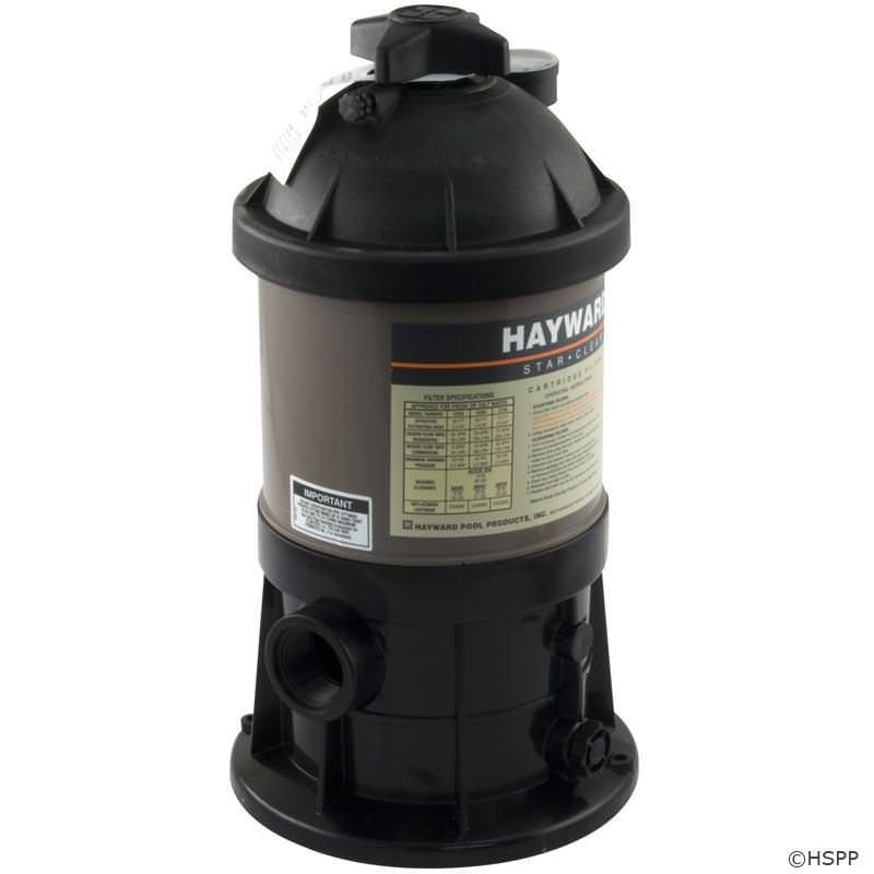 Hayward C250 Star Clear 25 Sq Ft Cartridge Filter