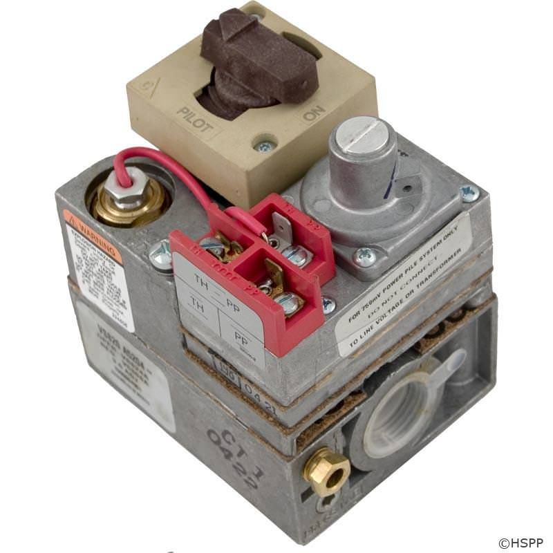 Hayward HAY-151-8225 - Hayward H-Series ED1 Natural Gas MV Heater Gas Valve HAXGSV0001