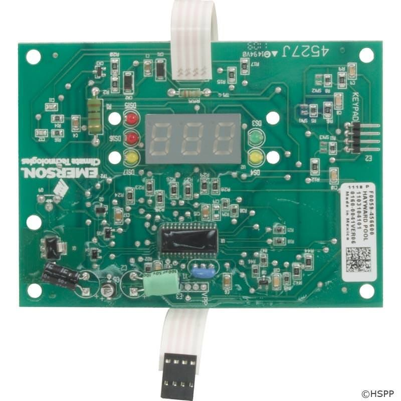 Hayward H Series Display Circuit Board IDXL2DB1930
