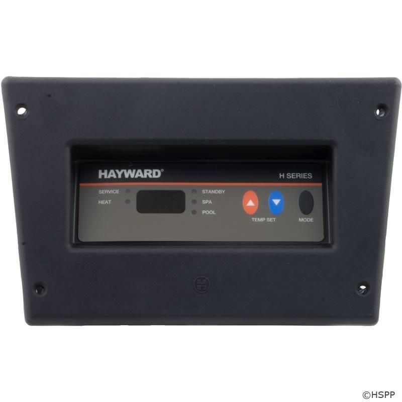 Hayward HAY-151-8154 - Hayward H Series IDL Control Bezel and Keypad Assembly IDXLCPA1930