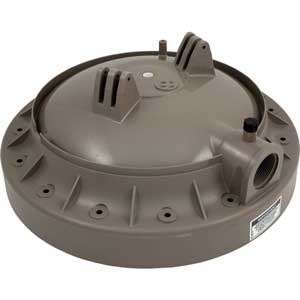 Hayward HAY-051-1386 - Hayward Perflex EC65 / EC75 Filter Head with Vent Valve ECX11194AT