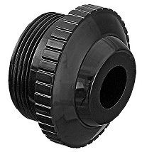 Hayward Pool Return Jet 3/4 Inch Eyeball Fitting - Black - SP1419DBLK - 6 Pack