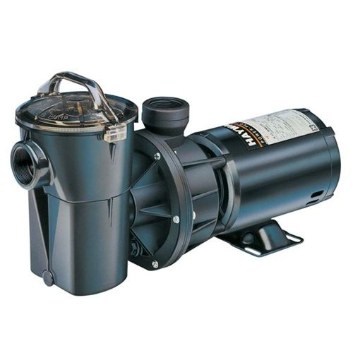 Hayward HAY-10-307 - Hayward Power-Flo II 1 HP Pool Pump SP1780