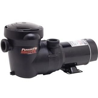 Hayward HAY-10-2502 - Hayward Power-Flo Matrix 1 HP Pool Pump w/ Micro Timer SP1592FT