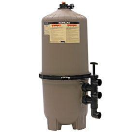 Hayward Pro Grid 72 Sq Ft Pool DE Filter DE7220 - No Valve