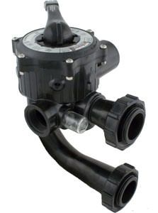 Hayward Pro Series Sand 1.5 Inch Vari-Flo Multiport Valve SP0710X62