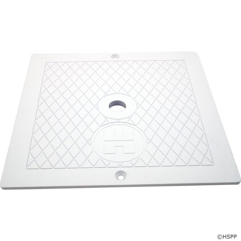 Hayward SP1080 Series 10 Inch Square Skimmer Lid SPX1082E - White