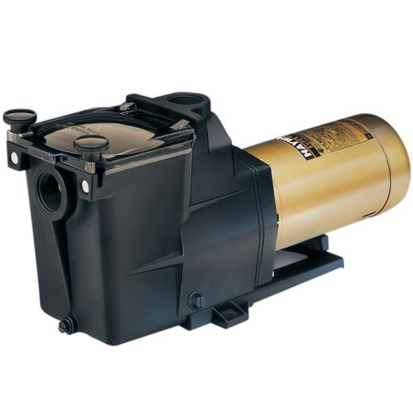 Hayward Super Pump 1 HP 2-Speed Pool Pump SP2607X102S