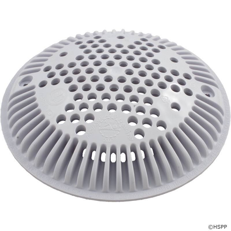 Hayward Anti-Vortex Main Drain Cover VGB Approved - Floor Only - WGX1048E