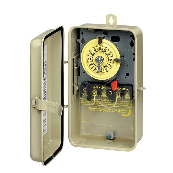 Intermatic INT-30-681 - Intermatic Indoor / Outdoor Pool Timer 110V - T101R3