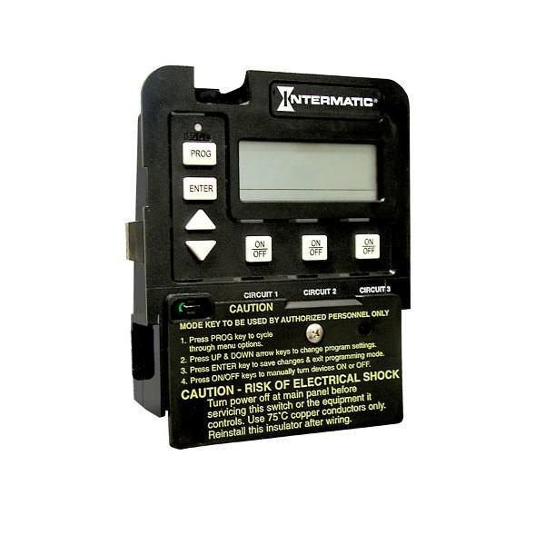 Intermatic INT-30-1309 - Intermatic Pool Timer - Programmable Control Mechanism P1353ME