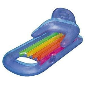 Intex ITX-90-4614 -B - Intex King Kool Inflatable Pool Lounge Chair