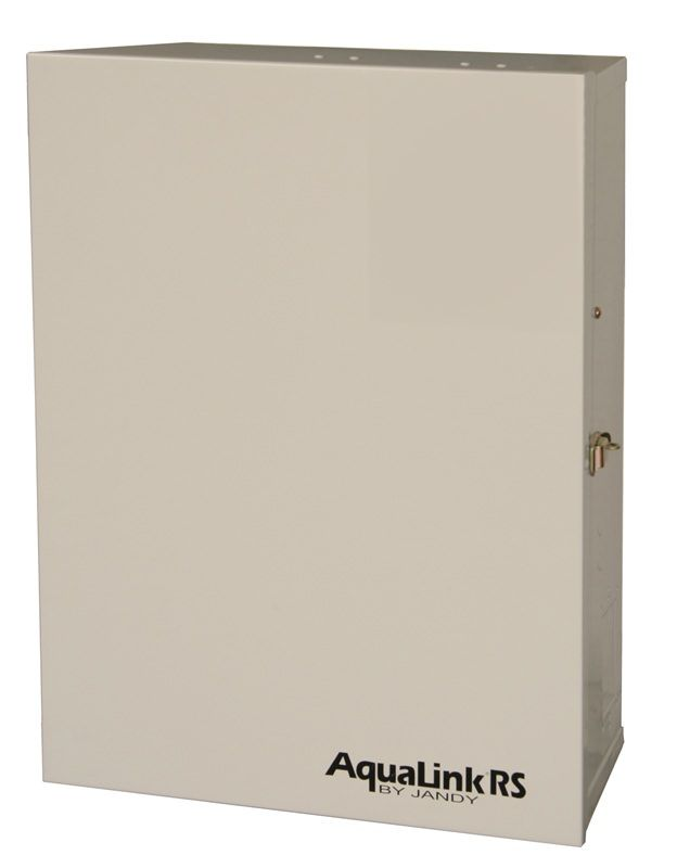 Jandy PureLink Sub Panel Power Center - 12 Breaker Base - Salt Chlorination - 6614AP-L