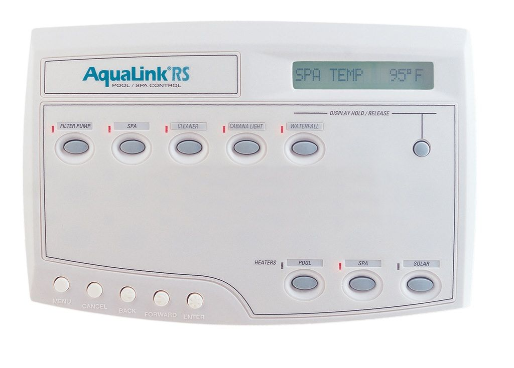 Jandy AquaLink RS All Button Control For RS-PS4 - Pool & Spa - 6890