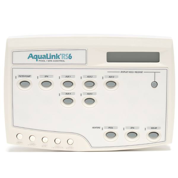 Jandy AquaLink RS All Button Control For RS-PS6 - Pool & Spa - 6888