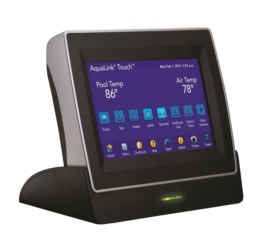 Jandy JDY-30-1715 - Jandy AquaLink TouchLink Wireless Control Panel - TCHLNK-RF
