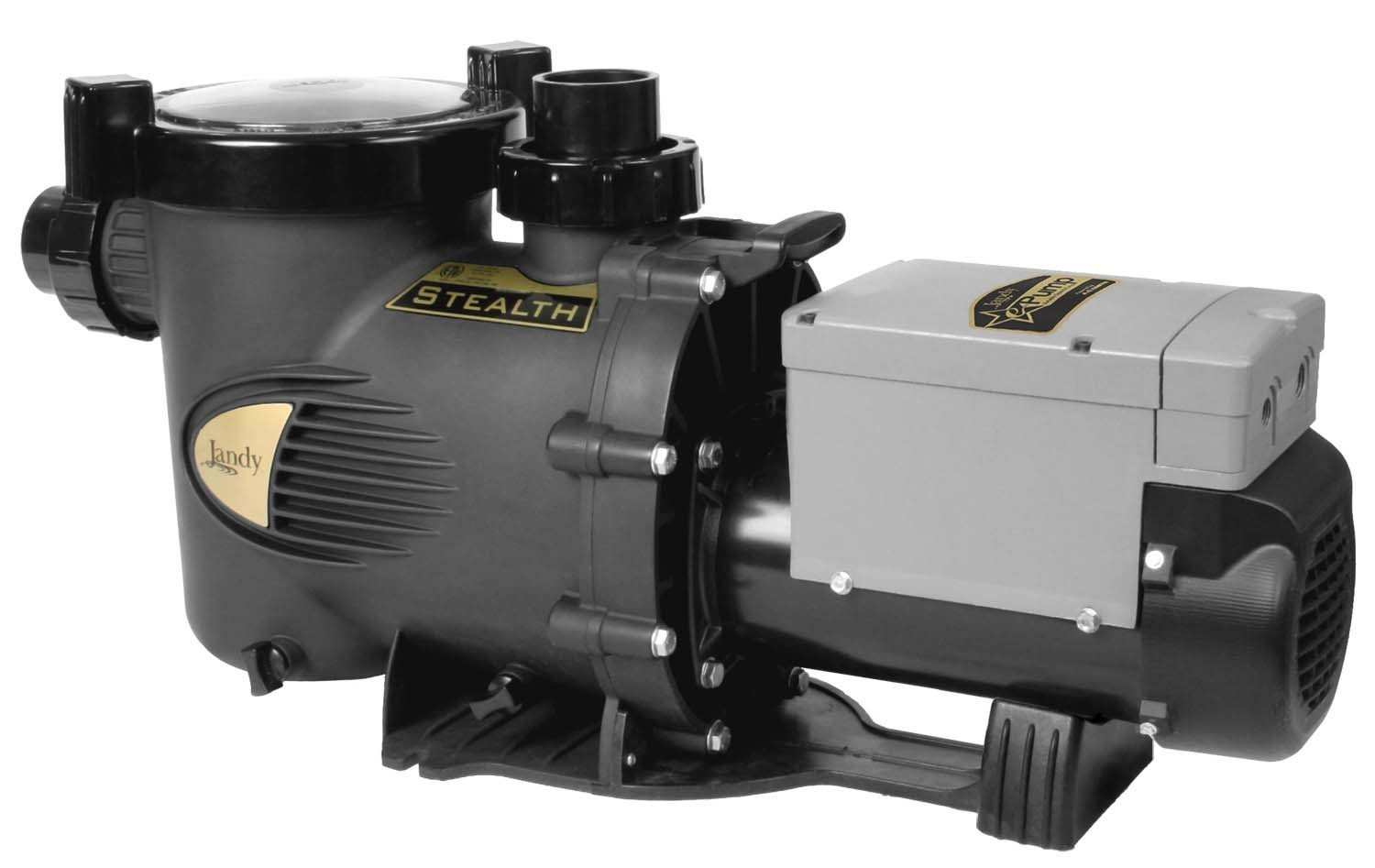 Jandy TLD-10-2071 - Jandy E-Pump Variable 8 Speed 2 HP Pool Pump JEP2.0