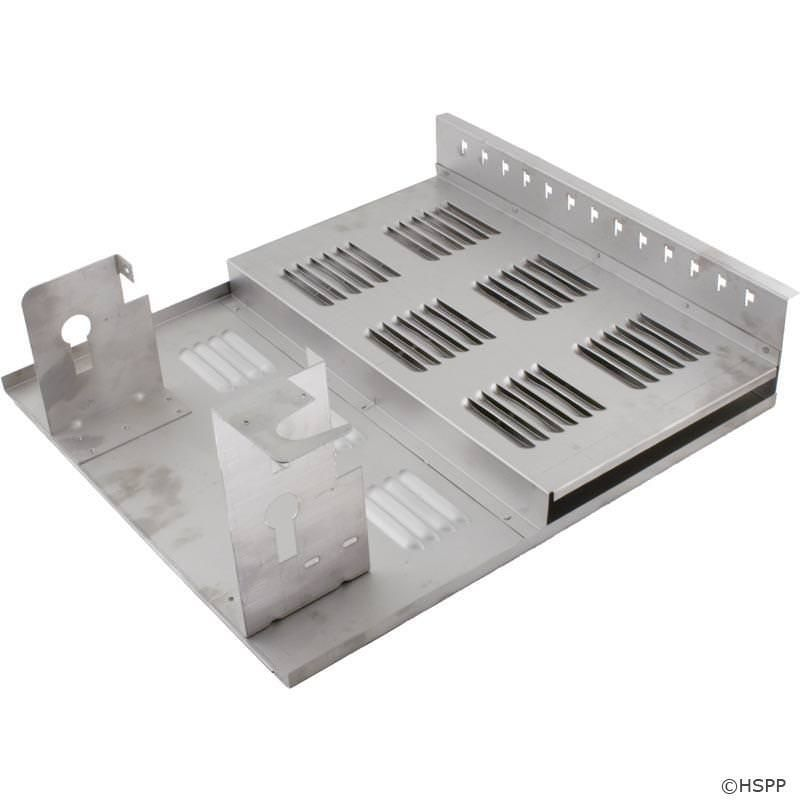 Jandy Laars Heater Burner Tray 400k BTU - Shelf Only - R0317005