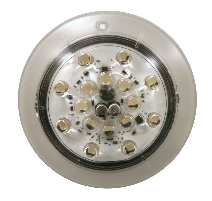 Jandy Pro Series White LED Nicheless Light - 15W Max 12V 150' Cord - JLUW15-150