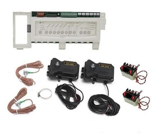 Jandy JDY-30-1705 - Jandy AquaLink RS Control System - Pool & Spa - Heater/Pump + 5 Aux - RS-PS6