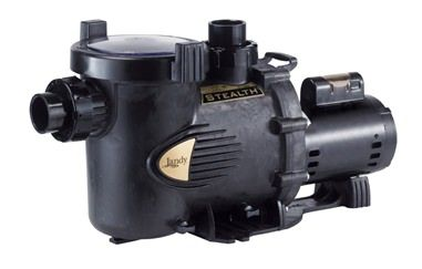 Jandy Stealth 1 HP Pool Pump Up Rated 115V/230V SHPM1.0