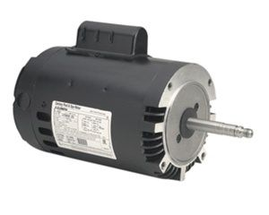 AO Smith MGT-60-5257 - Pentair Letro LA01NS Pool Cleaner Booster Pump 3/4 HP Motor - B668