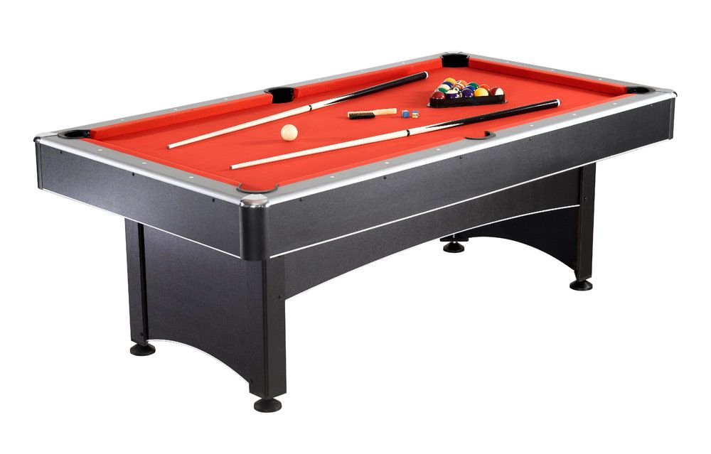 Carmelli NG1023 - Maverick 7 Foot Pool Table with Table Tennis