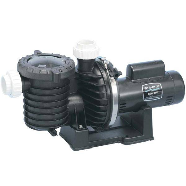 Sta-Rite STA-10-307 - Sta-Rite Max-E-Pro 1.5 HP Pump Up Rated P6RA6F-206L