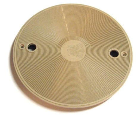 "MP Auto Fill Pool Water Leveler Lid - Tan - 9-7/8"" - 4061-T"
