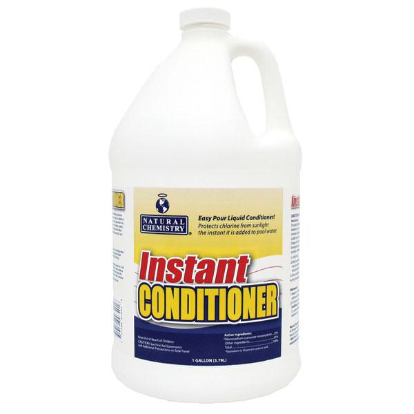 Natural Chemistry Instant Pool Water Conditioner - 1/2 Gallon