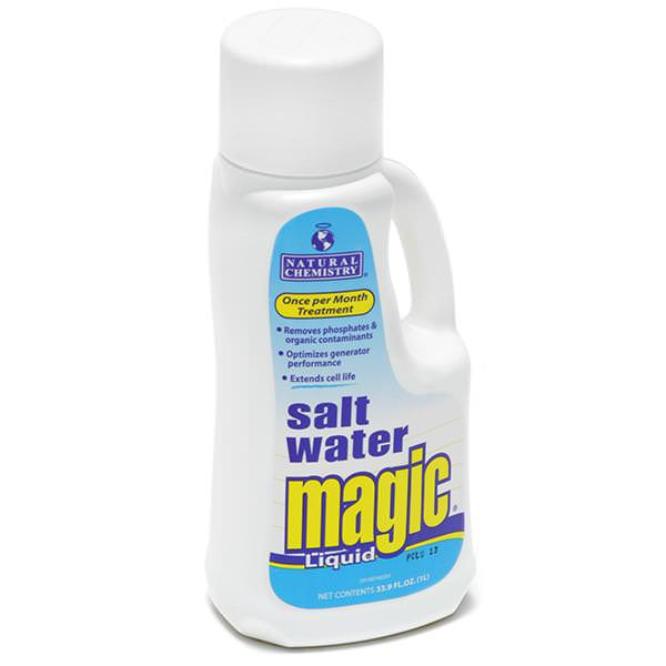 Natural Chemistry Liquid Salt Water Magic 1 Liter
