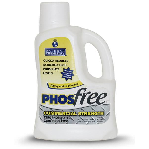 Natural Chemistry PhosFree Commercial Strength 3 Liter
