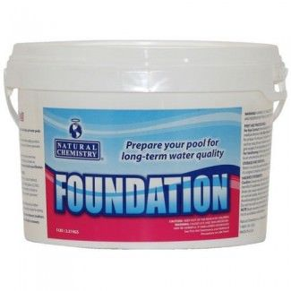 Natural Chemistry Pool Foundation 16.5 lbs