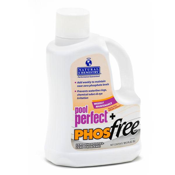 Natural Chemistry Pool Perfect + Phosfree 3 Liter