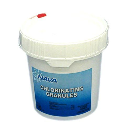 Nava Multi-Functional Granular Chlorine - 10 lb Bucket