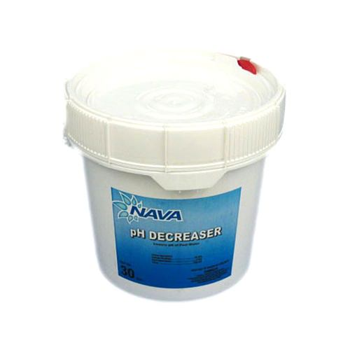 Nava pH Decreaser - 30 lb Bucket