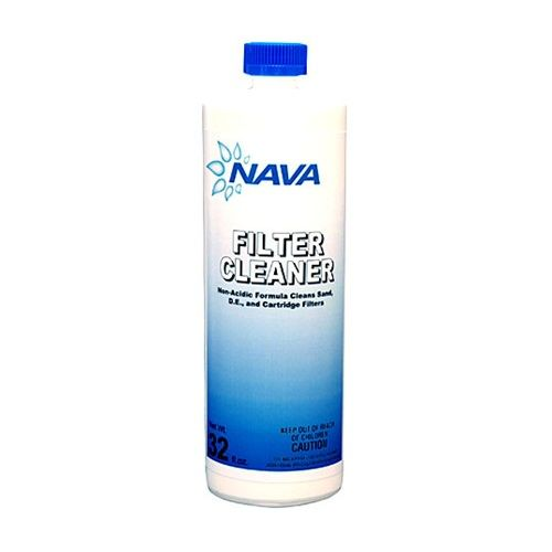 Nava NAV-50-1083 - Nava Pool Filter Cleaner & Degreaser - 1 Qt