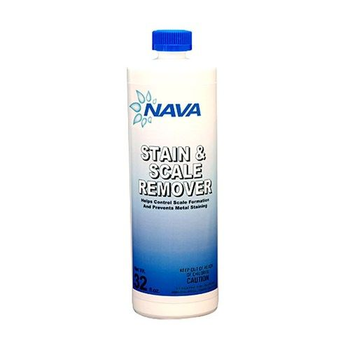 Nava NAV-50-1081 - Nava Stain and Scale Remover - 1 Qt