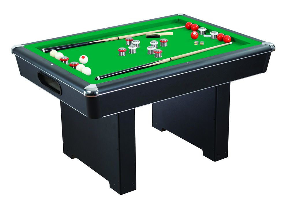 Carmelli NG2404PG - Renegade Slate Bumper Pool Table