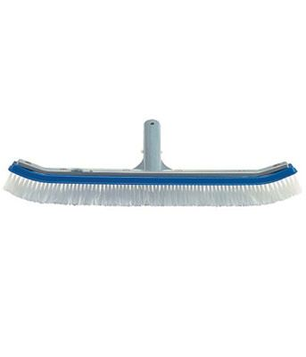 PoolStyle PSL-40-0135 - Nylon Bristle Pool Brush 18 Inch