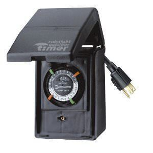 Intermatic INT-30-920 - Intermatic P1121 Heavy Duty Outdoor Timer 15 Amp