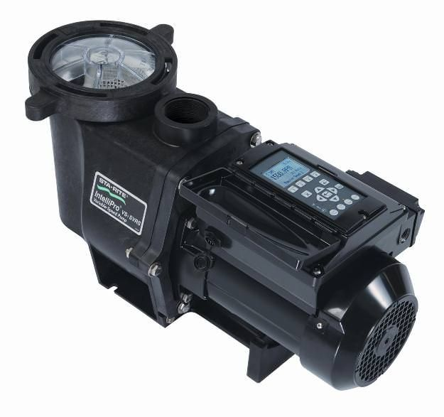 Sta-Rite STA-10-1017 - Sta-Rite IntelliPro Variable Speed Pump VS-SVRS P6E6XS4H-209L
