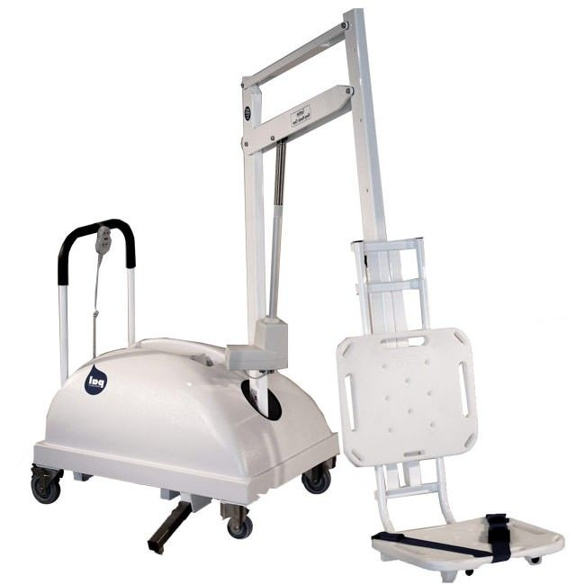 S.R. Smith RMI-42-2000 - S.R. Smith PAL Hi/Lo Portable ADA Pool Lift - 250-0000