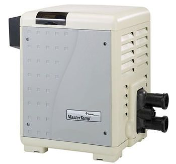 Pentair Master Temp 400K BTU Natural Gas Heater Low Nox ASME 460775