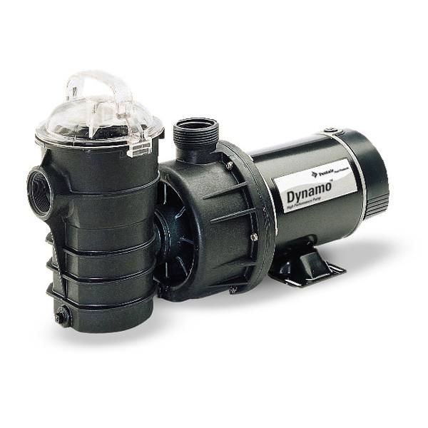 Pentair PAC-10-322 - Pentair 1.5 HP Dynamo Pool Pump with Switch 340210