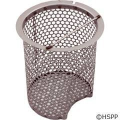 Pentair 3 HP Challenger / AFP-150 Pump Basket - Stainless Steel - 355441